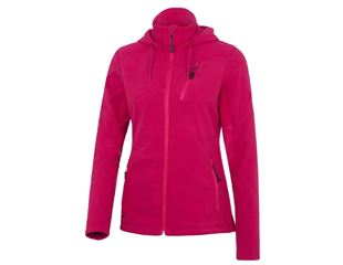 Kapuzen Fleece Jacke, Damen