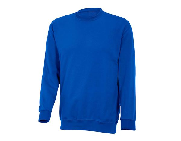 Shirts & Co.: Sweatshirt Memphis + kornblau