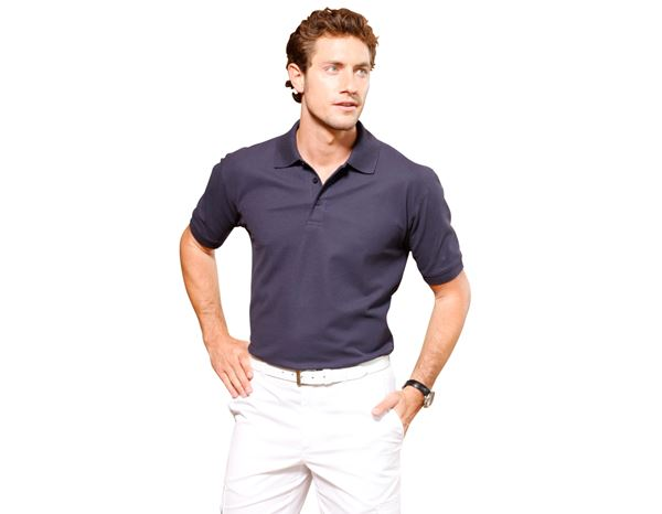 Shirts / Sweats / Hemden: Polo-Shirt Alabama + dunkelblau 1