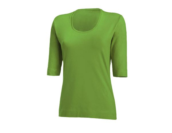 Shirts / Sweats / Blusen: Shirt 3/4-Arm Liliana + seegrün