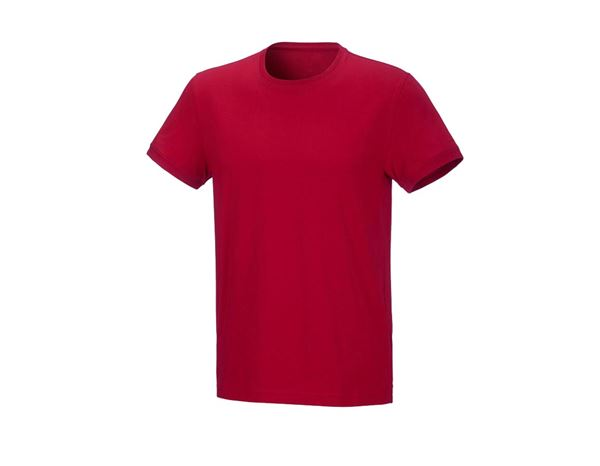 Shirts / Sweats / Hemden: Herren T-Shirt Julius + feuerrot